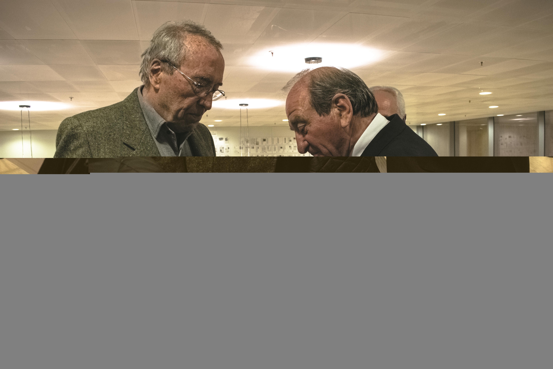 """Presentazione del libro di Vittorio Russo """"Transiberiana"""" a Più Libri Più Liberi. Nella foto: l'autore Vittorio Russo incontra i lettori."""