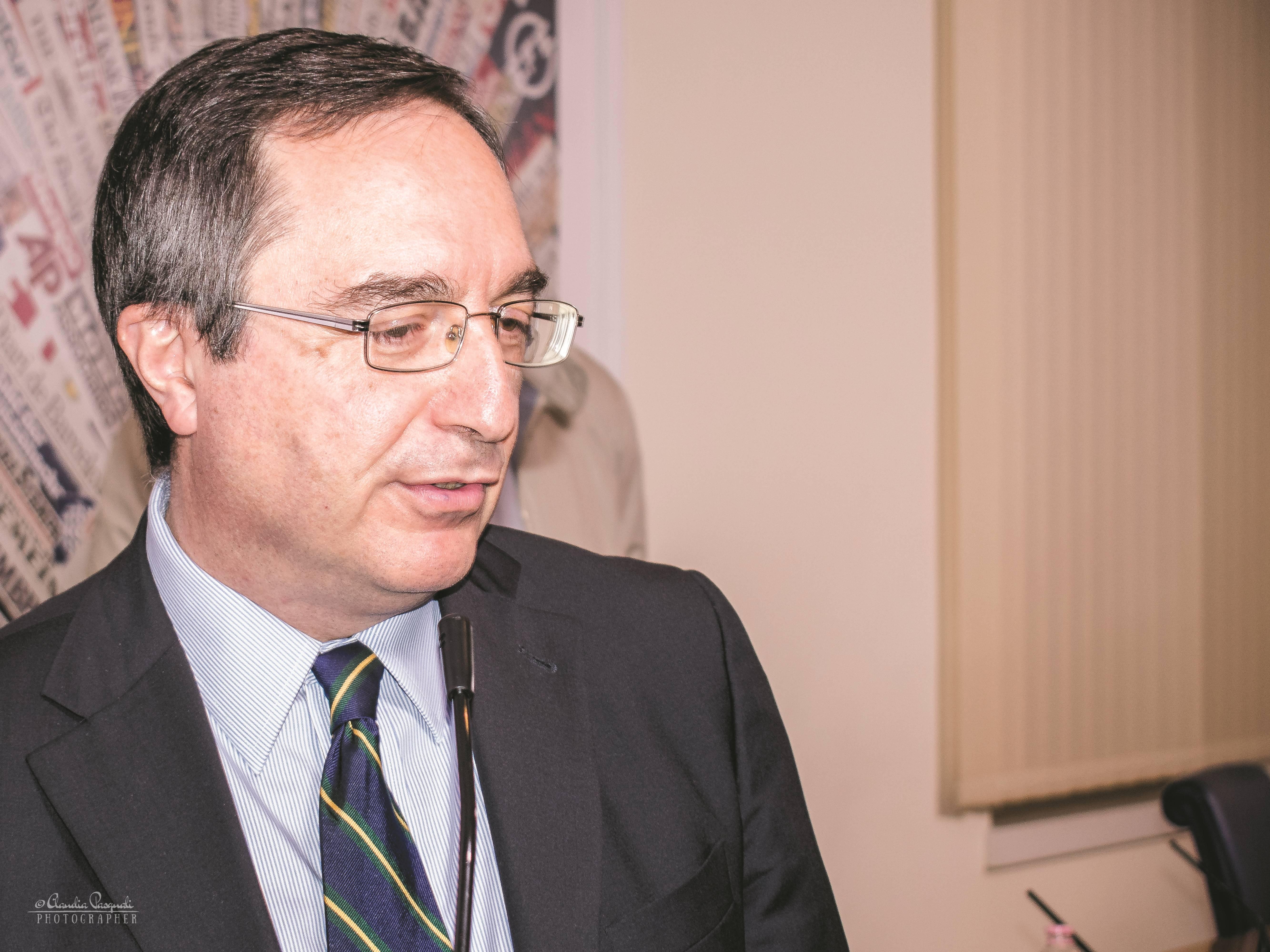 Giovanni Russo.