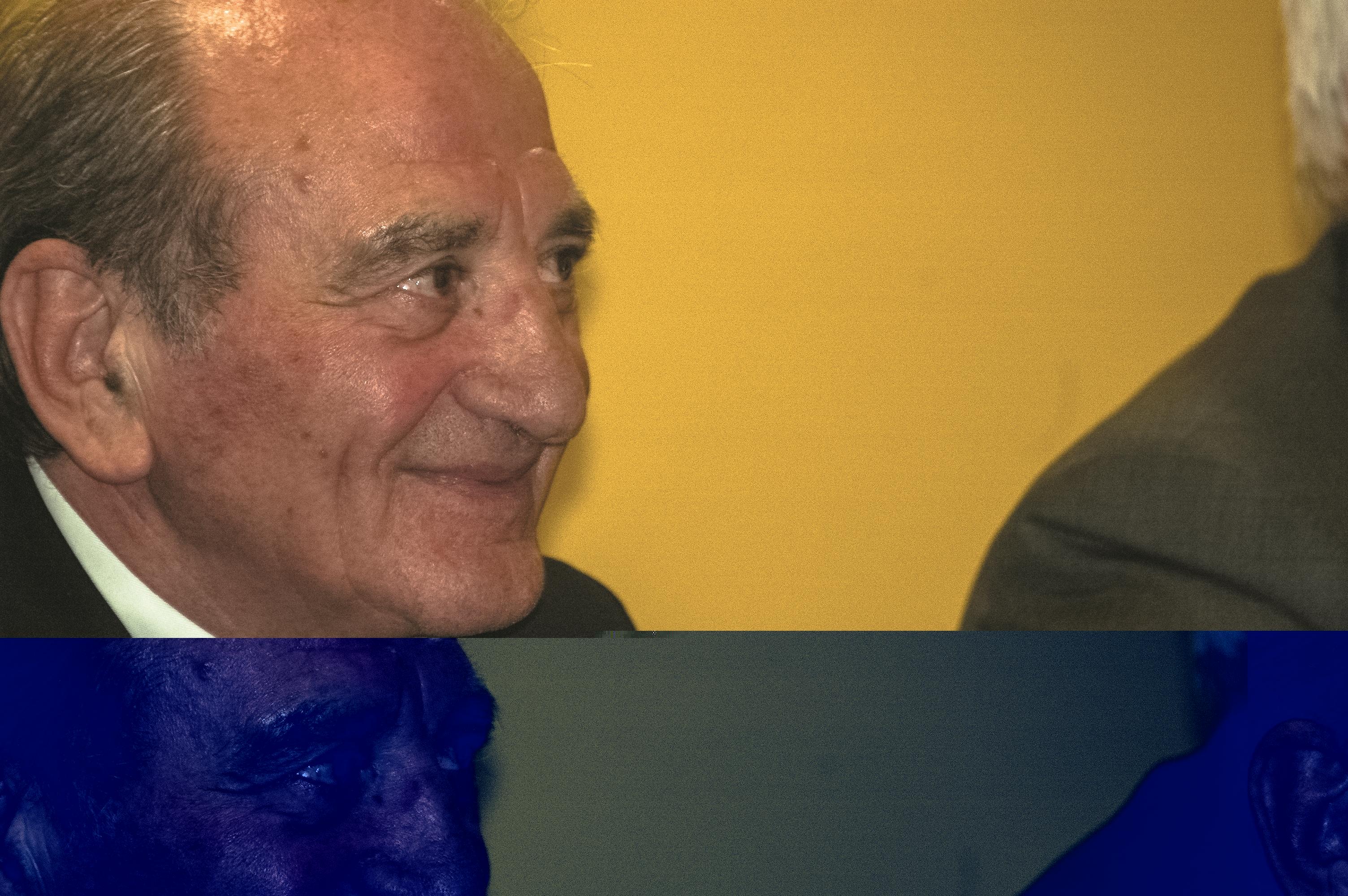 """Presentazione del libro di Vittorio Russo """"Transiberiana"""" a Più Libri Più Liberi. Nella foto: l'autore Vittorio Russo."""
