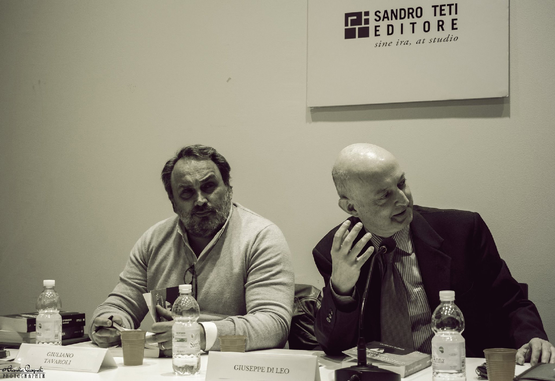 Da sinistra: Giuliano Tavaroli e Giuseppe Di Leo