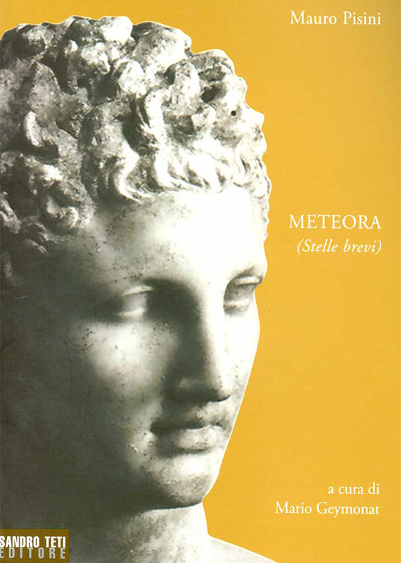 Mauro Pisini Meteora (stelle brevi)