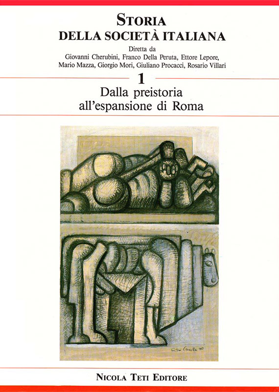 Volume 1 From the Prehistory to the Expansion of Rome