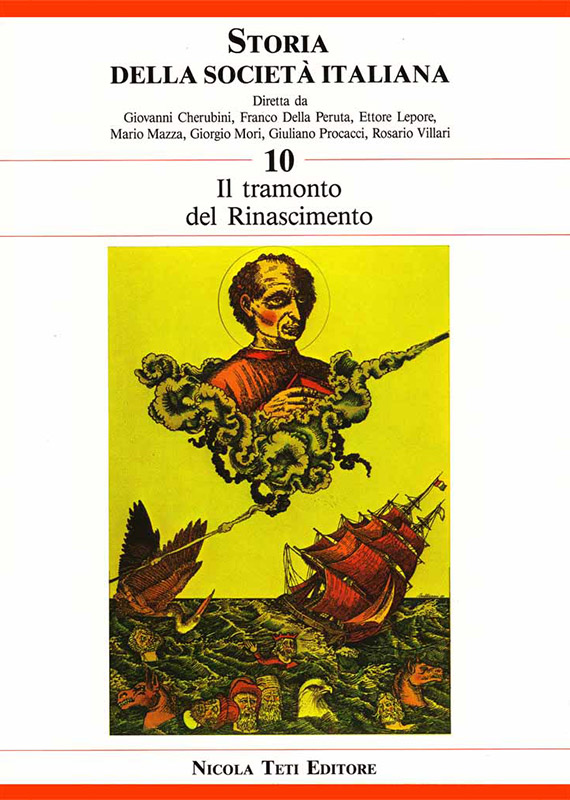 Volume 10 The Sunset of the Renaissance