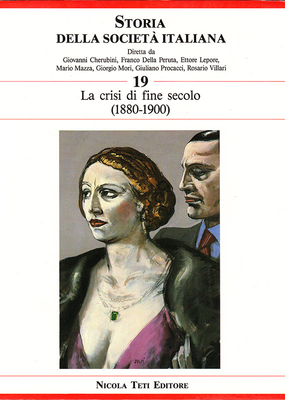 "Volume 19 The ""Fin-de-siecle"" Crisis (1880-1900)"