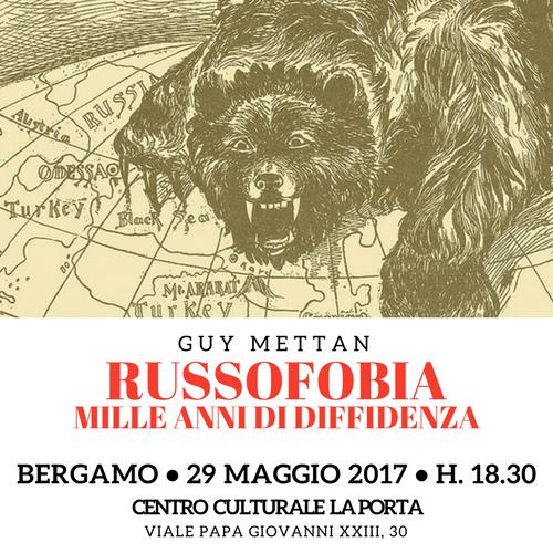 Russofobia − Bergamo