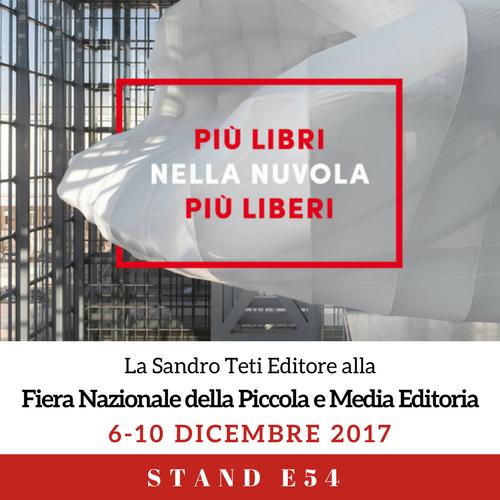 La Sandro Teti Editore a Più Libri Più Liberi