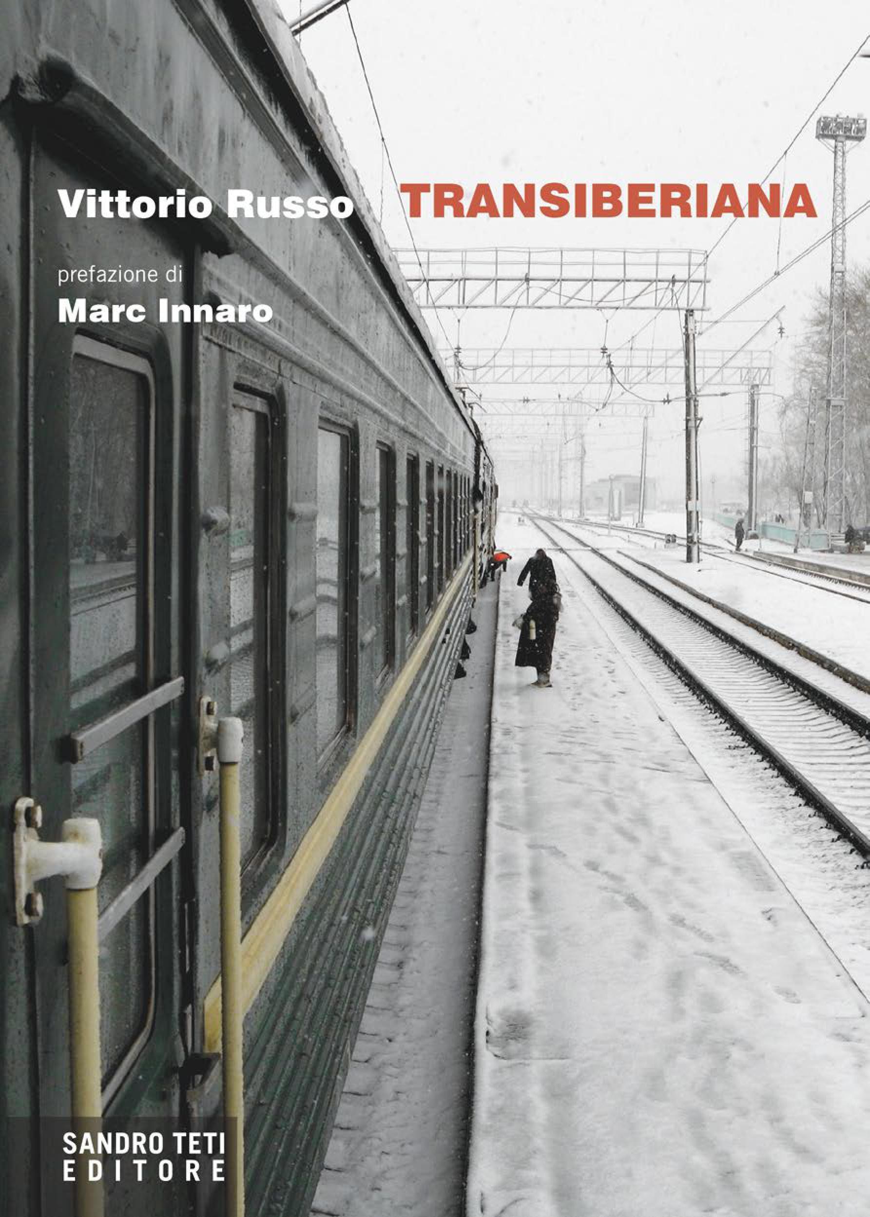 Vittorio RussoTransiberiananovità 2017