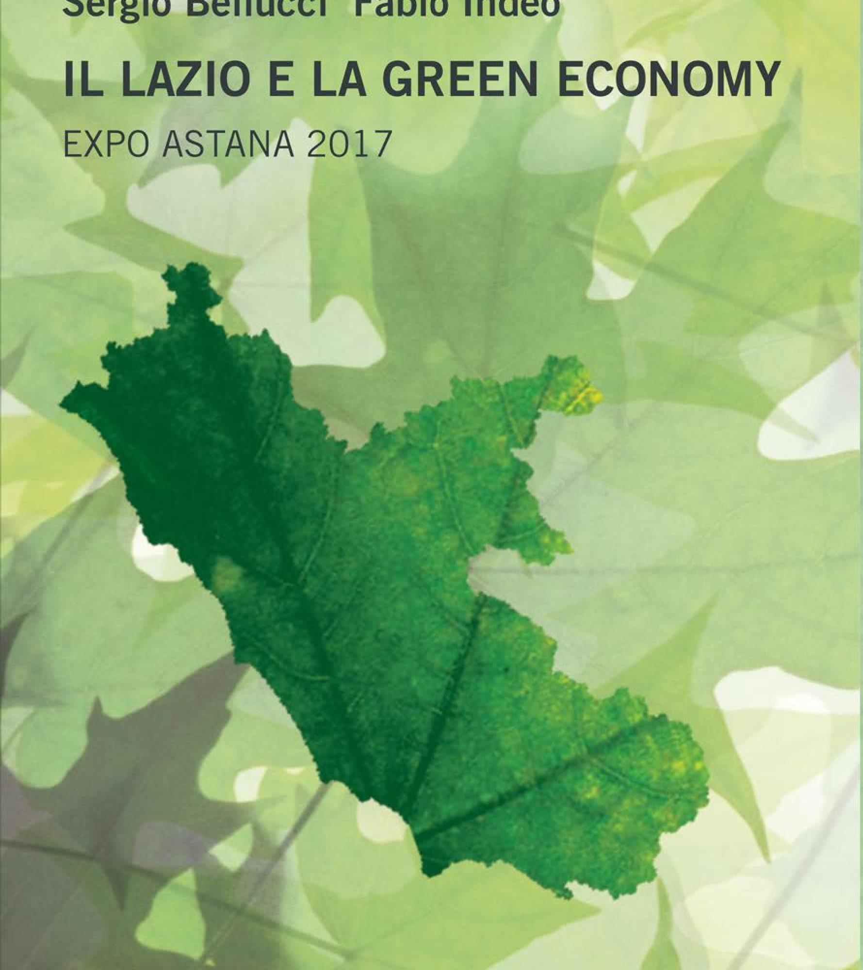 Sergio Bellucci, Fabio Indeo – Il Lazio e la Green Economy