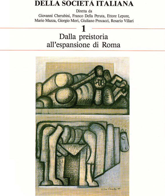 Volume 1 Dalla preistoria all'espansione di Roma