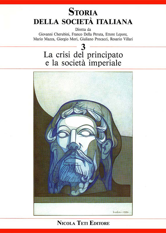Volume 3 The Crisis of the Princedom and the Imperial Society