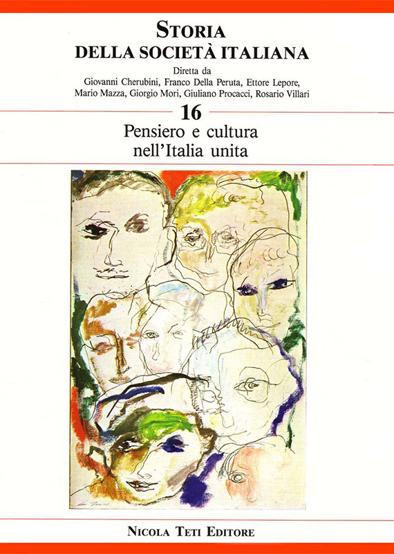 Volume 16 Thought and Culture in the United Italy