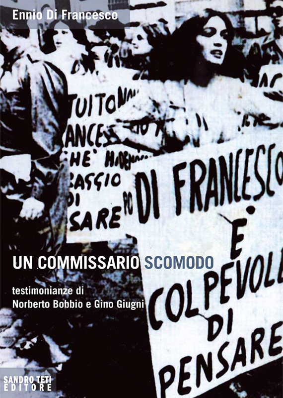 Ennio Di Francesco Un commissario scomodo