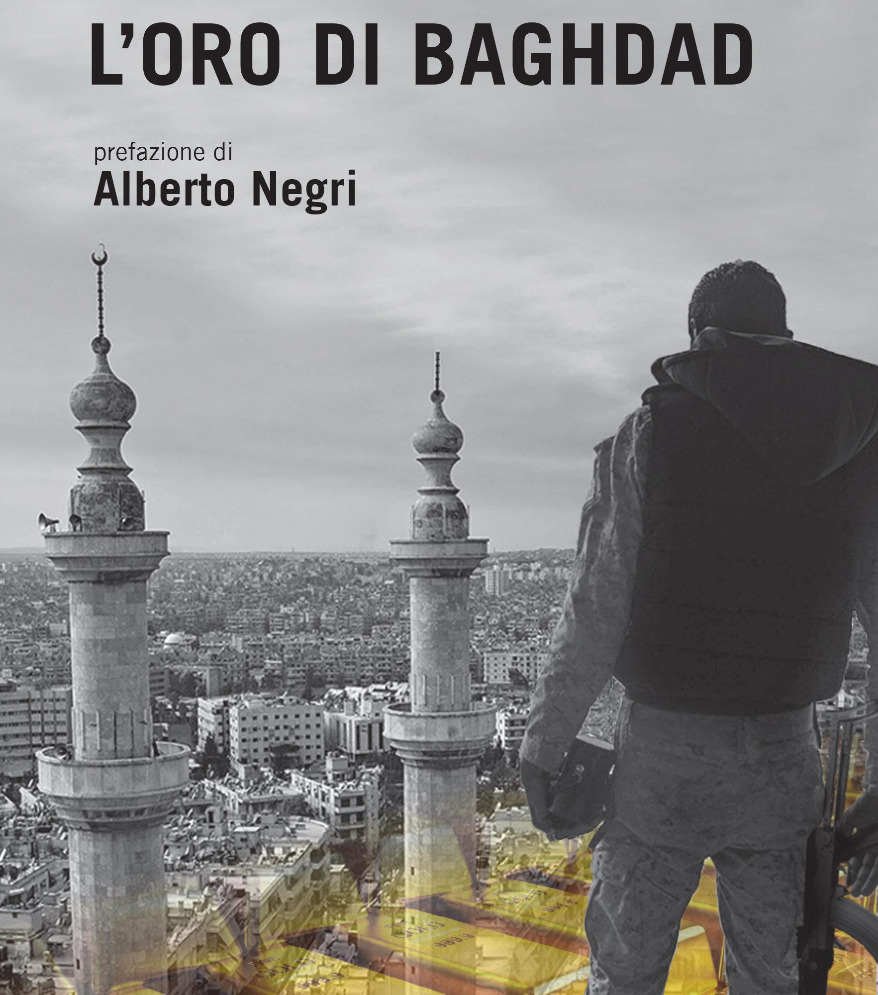 Marco Forneris – L'oro di Baghdad