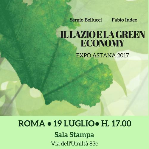 Il Lazio e la Green Economy