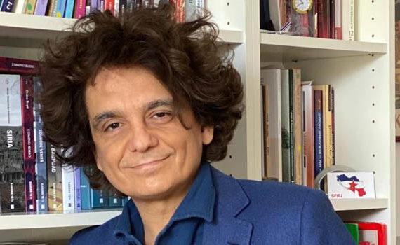 Sandro Teti rappresenta in Italia la Rossijskij knižnyj sojuz