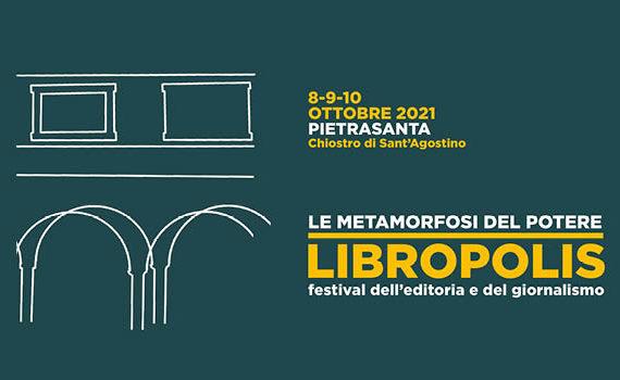 I nostri appuntamenti a Libropolis // Pietrasanta 8-10 ottobre