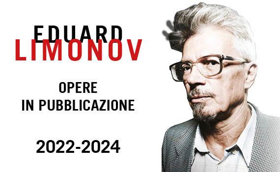 L'opera di Limonov // Programma pubblicazioni 2022-2024